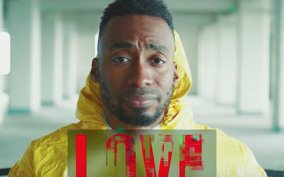 Prince Ea COVID-19 Solution is Love one another.....True Hearts Unite